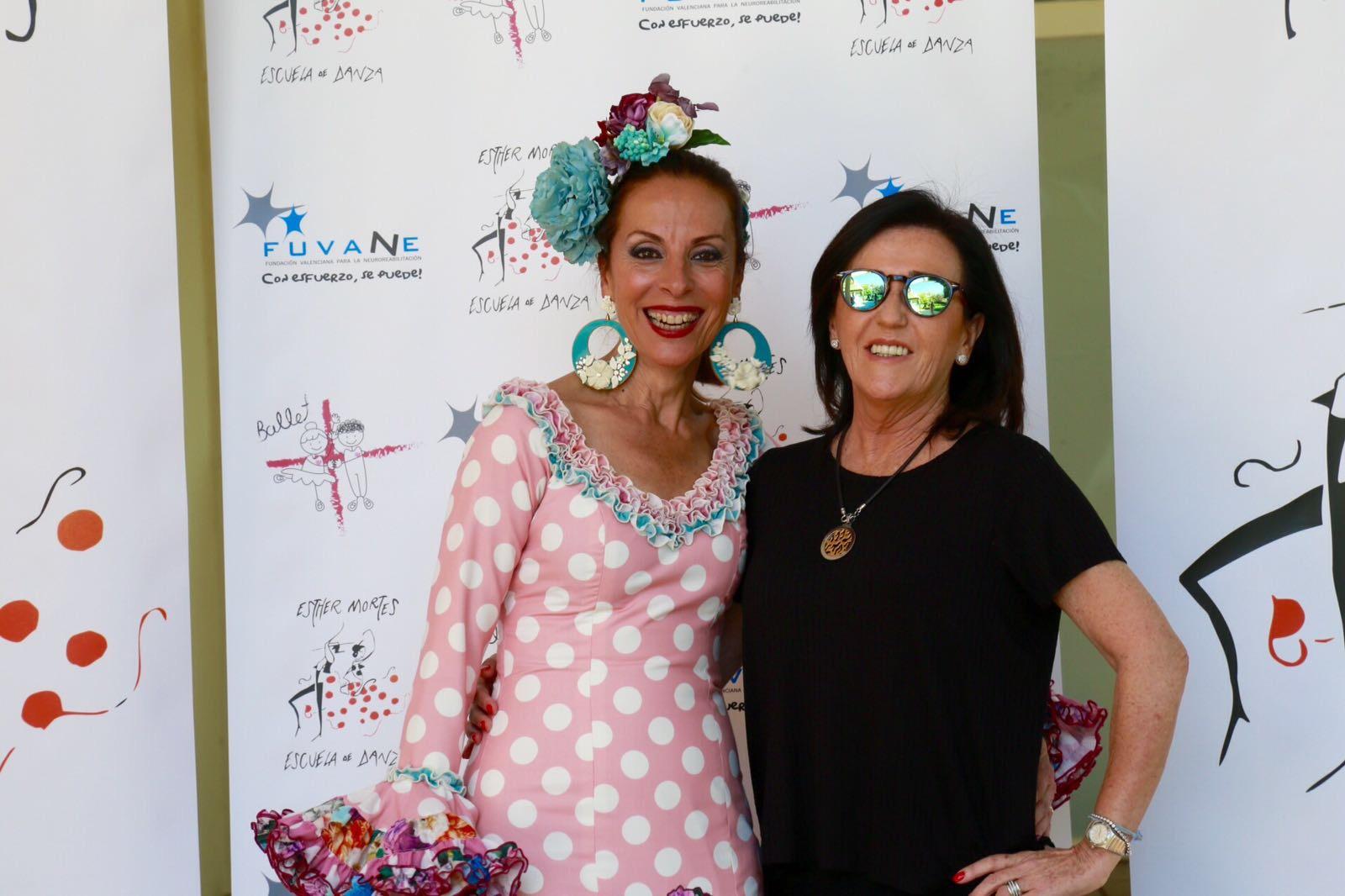Feria de Abril - Esther Mortes 2017. ¡Fotos!