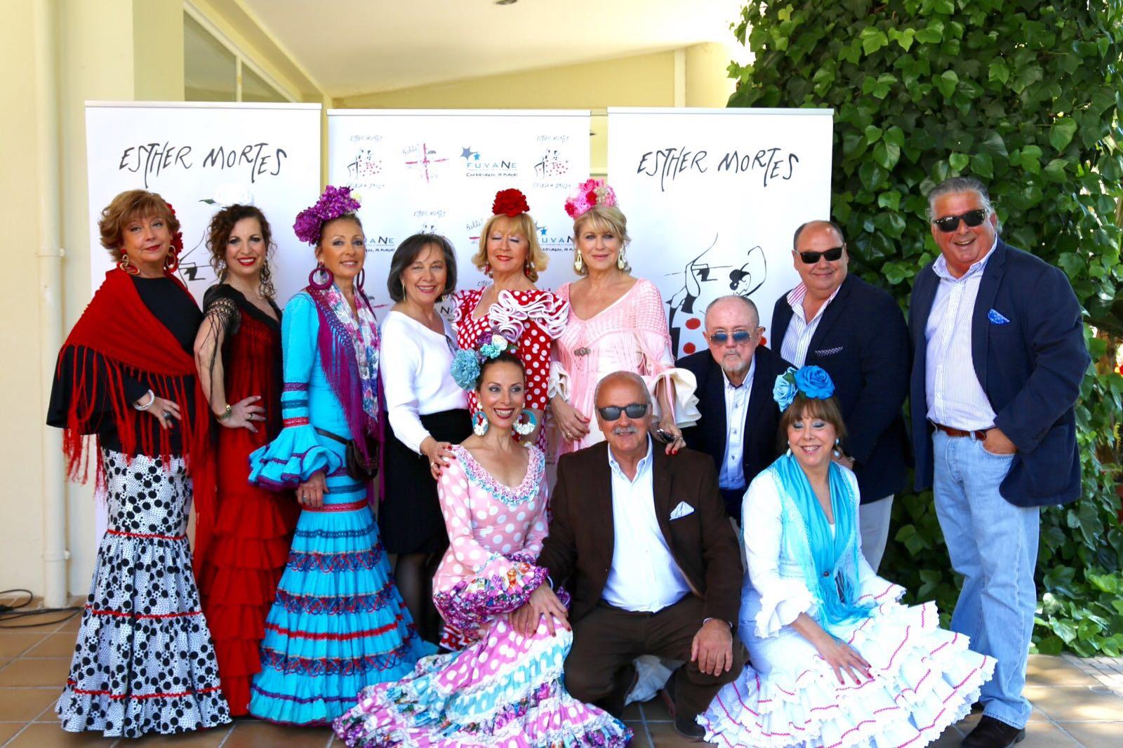 Feria de Abril - Esther Mortes - Escuela de Danza 2017