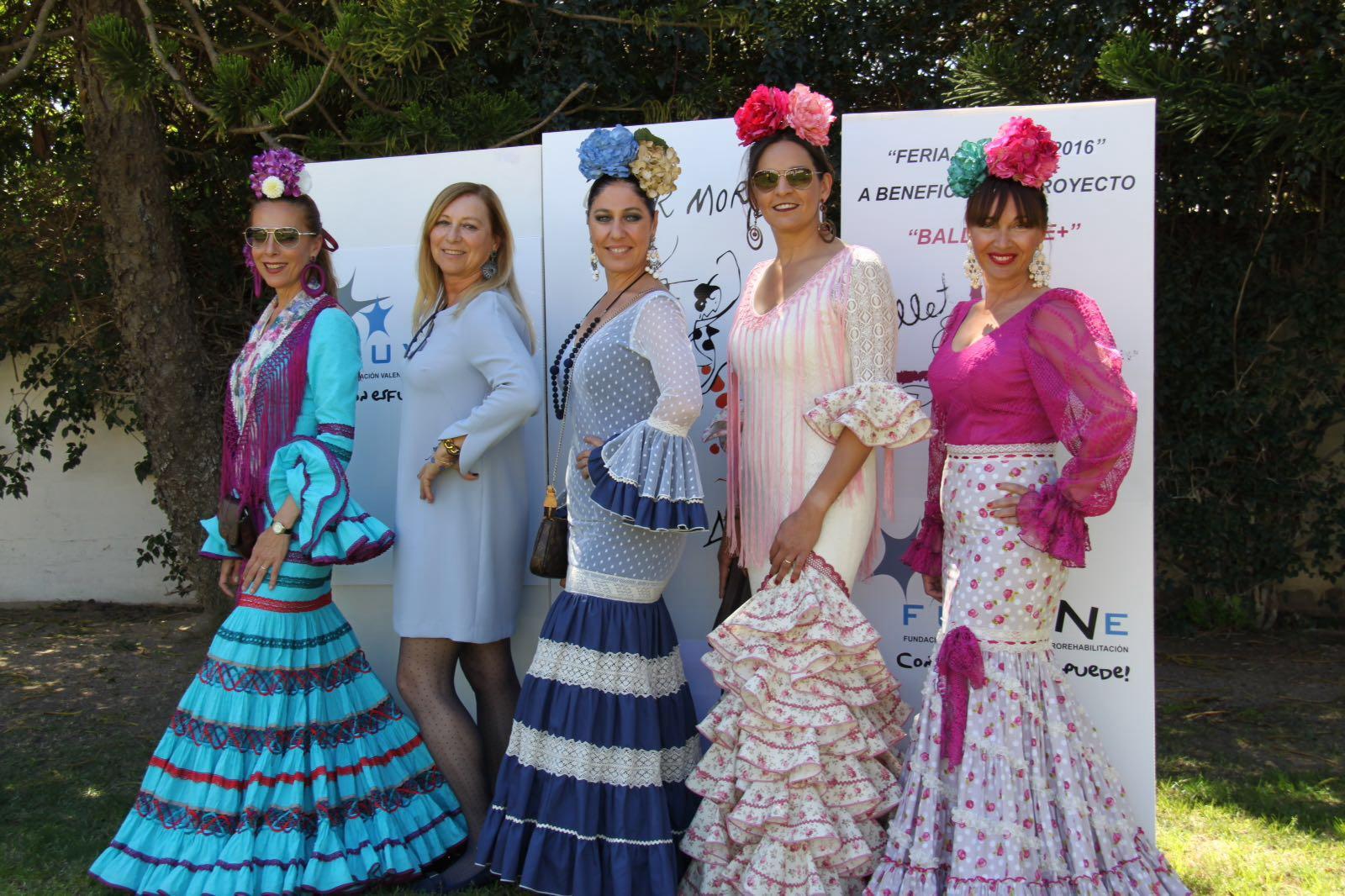Feria de Abril 2017 Esther Mortes - Escuela de Danza