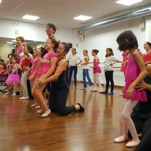 La Compañía Balletvale+ actuará en la 'Gala por el daño cerebral'