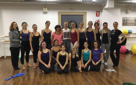 ¡Todas las fotos de nuestro Curso de Progressing Ballet Technique!