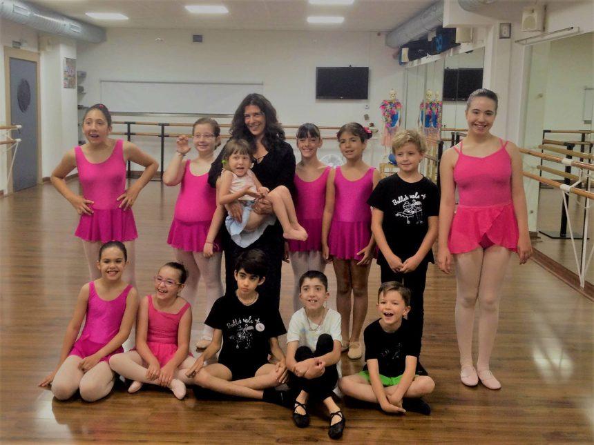 Cursillo de Tamar Rogoff con Balletvale+