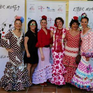 Fiesta Flamenca 2018 de Esther Mortes – Escuela de Danza. ¡No te la puedes perder!