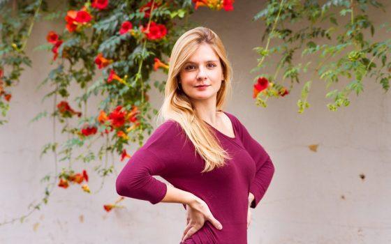 Conoce a Marina Sorribes, nuestra nueva profesora de Flamenco