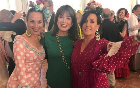 La Feria de Abril 2019 de Esther Mortes – Escuela de Danza