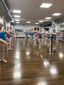 Cursillo Meritxell Paradell - Esther Mortes Escuela de Danza