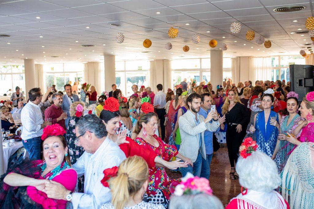 Feria de Abril 2019 de Esther Mortes - Escuela de Danza