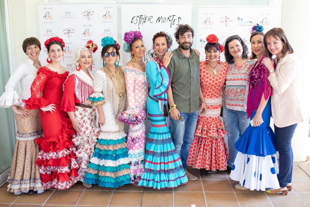 Feria de Abril 2019 de Esther Mortes - Escuela de Danza