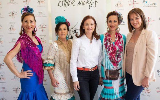 Feria de Abril 2019 de Esther Mortes – Escuela de Danza. ¡Un aplauso a nuestros colaboradores!