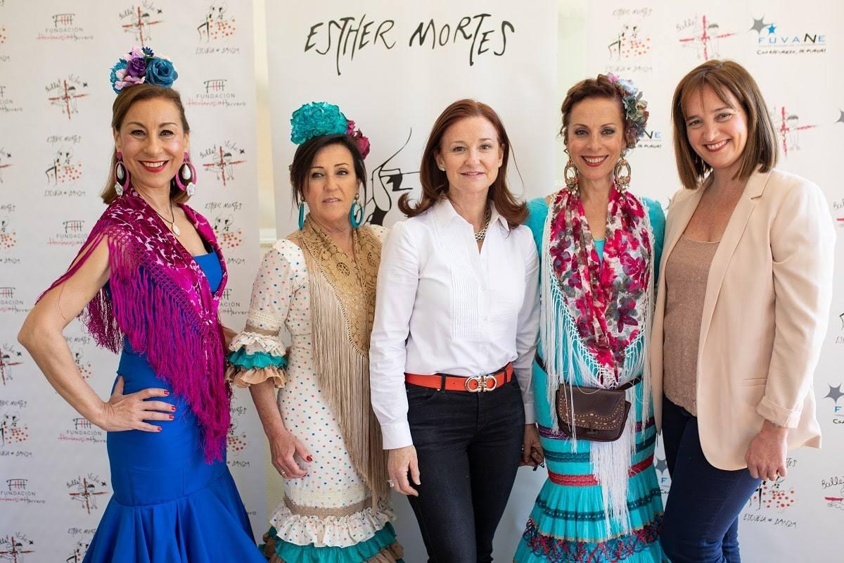 Colaboradores Feria de Abril 2019 de Esther Mortes - Escuela de Danza