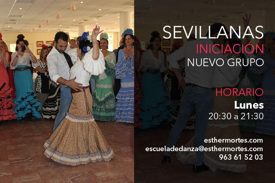 Sevillanas Iniciación