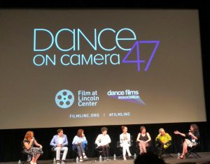Siete Leguas Documental en dance on Camera Festival
