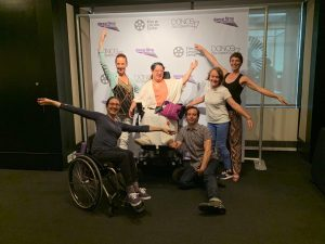 Siete Leguas Documental en dance on Camera Festival