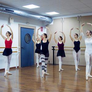 Clases online de Esther Mortes – Escuela de Danza
