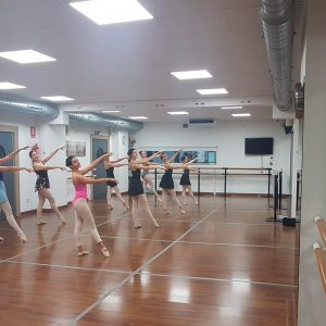 ¡Vuelven las clases a Esther Mortes Escuela de Danza!