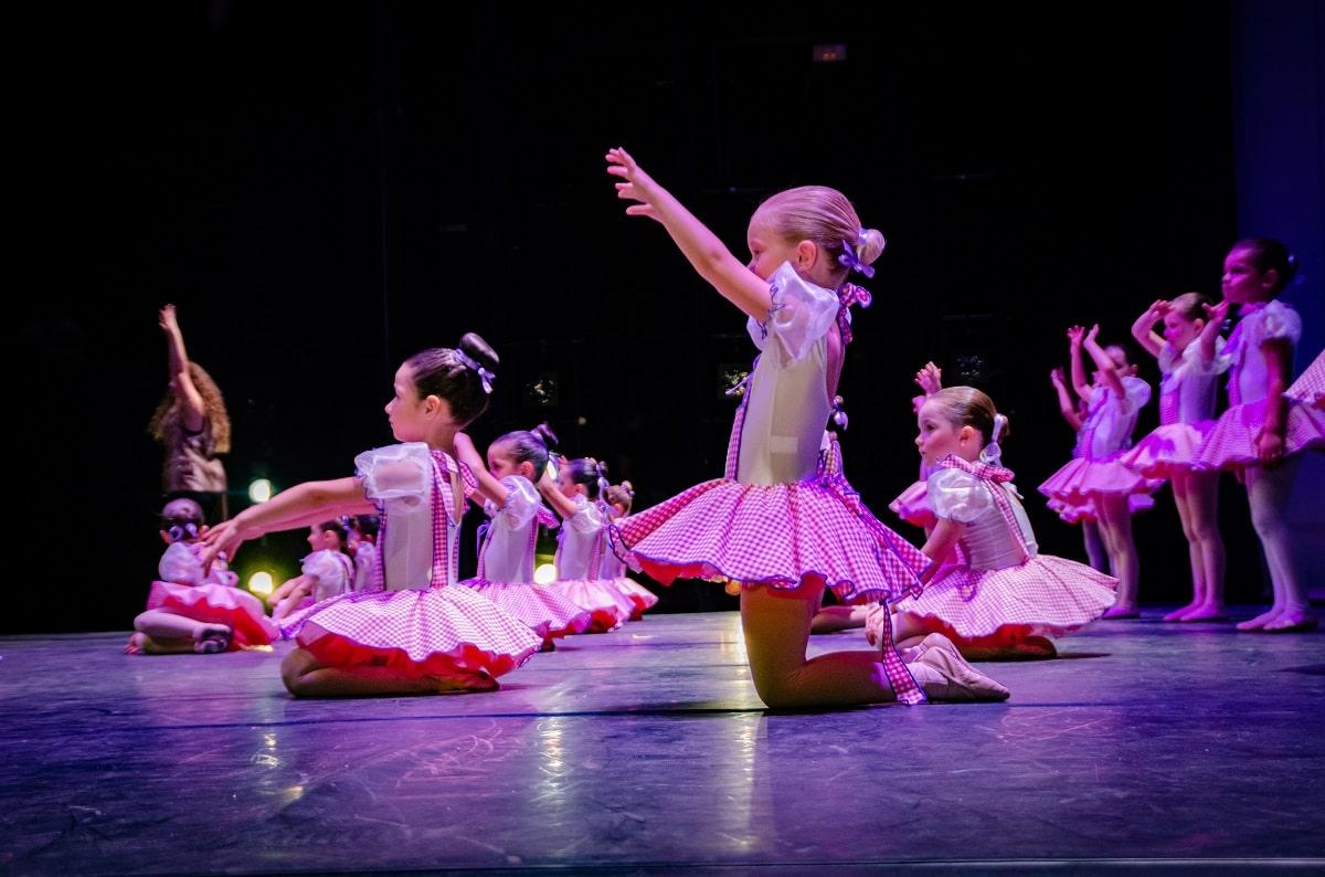 Festival 2021 de Esther Mortes - Escuela de Danza